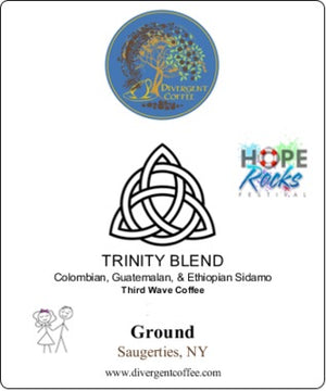 Trinity Blend 4oz Sample