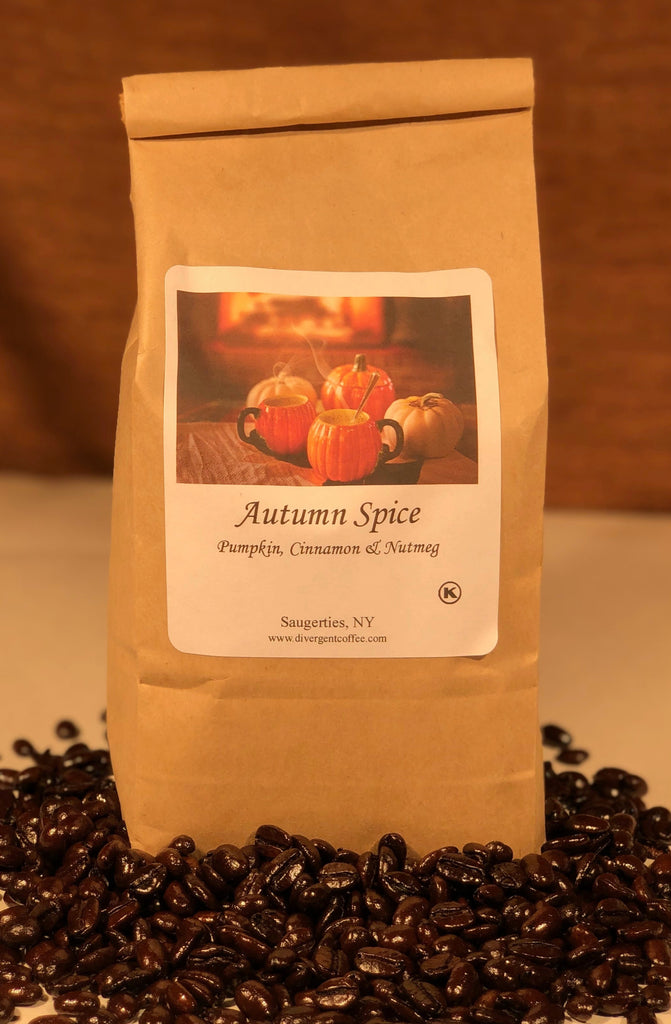 Divergent Autumn Spice Ground 12oz