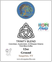 TRINITY BLEND III Light Roast 12oz Ground