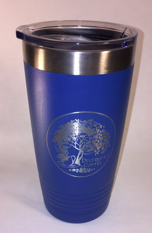 Divergent Coffee Tumbler **Free with Purchase