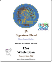 BOLD IV(Four) Dark Roast Whole Bean 12oz