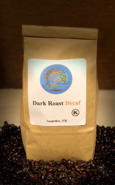 Dark Roast Decaf Ground 8oz