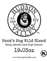 HVBN Hank's Hog Wild Twisted Blend