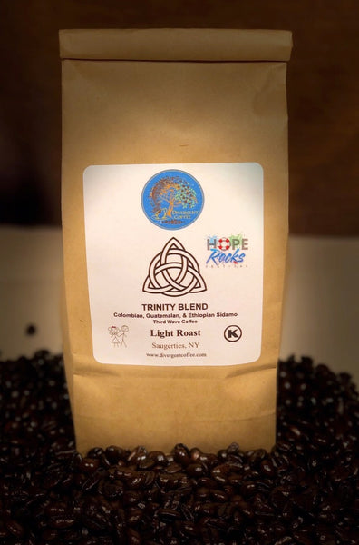 Subscription Box!Trinity Blend III Third Wave Light Roast 2LB Ground