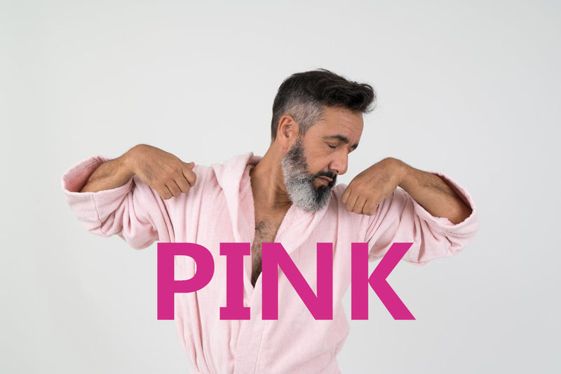 Can Men Wear A Pink Style?
