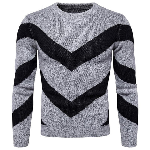 Cloudstyle-Casual Knitted Sweater