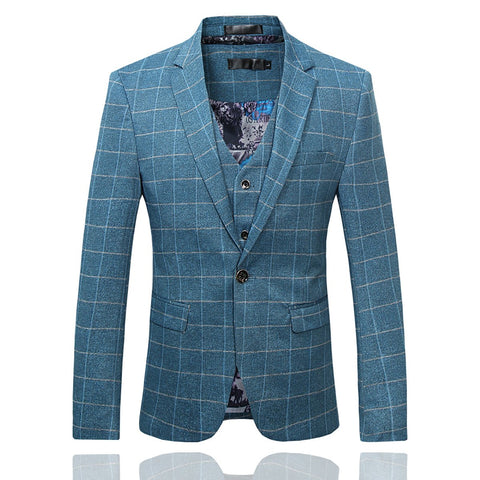 cloudstyle-plaid suit