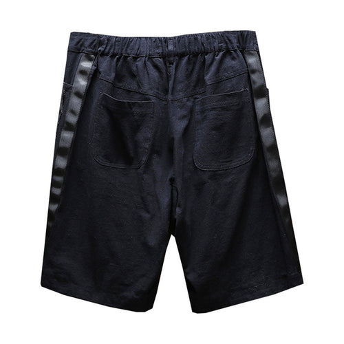 Loose Casual Summer Shorts Black