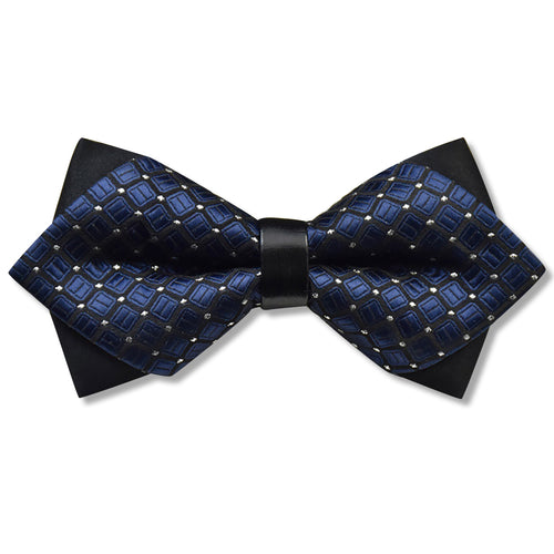Plaid Bow Tie 4 Colors