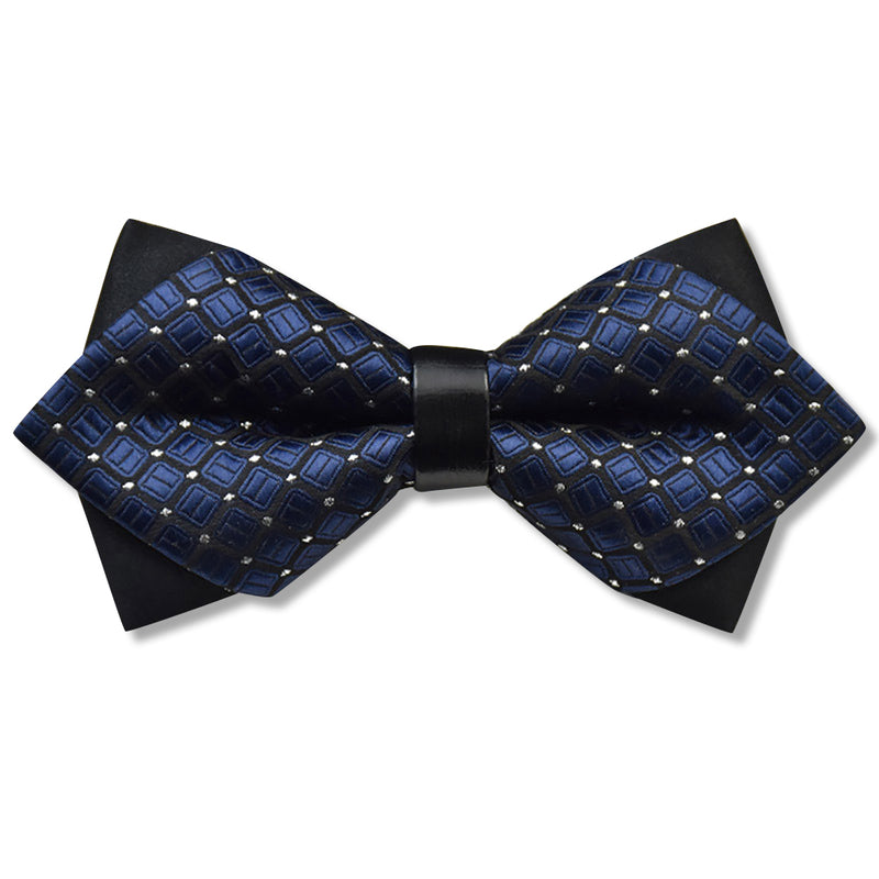 Plaid Bow Tie 4 Colors - Cloudstyle