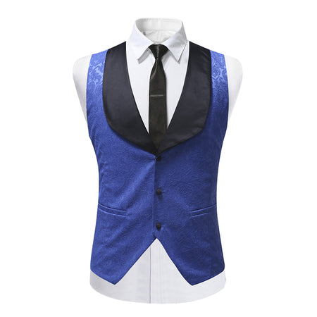 Slim Fit Fashion Vest 2 Colors