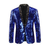 Slim Fit Reversible Sequins Blazer 6 Colors