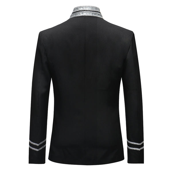 Modern Fit Multi Button Blazer 2 Colors - Cloudstyle