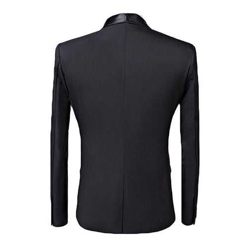 Black Shawl Collar Tux Jacket Party Dinner Jacket