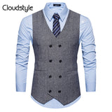 Slim Fit Comfortable Vest 3 Colors