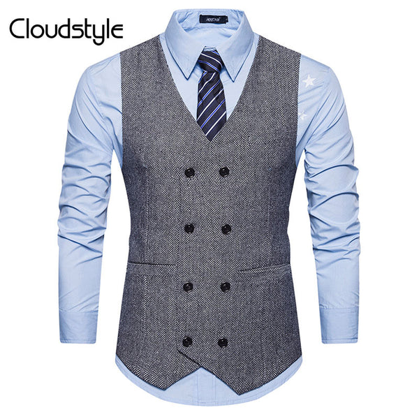 Slim Fit Comfortable Vest 3 Colors - Cloudstyle