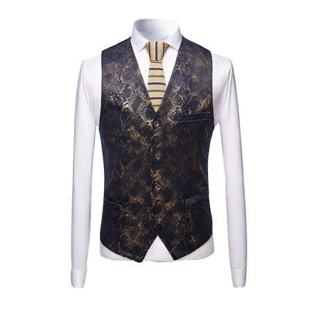Regular Fit Leopard Style Shirt 2 Colors