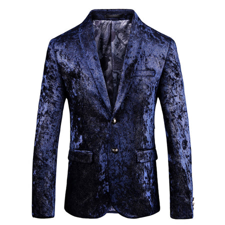 Modern Fit Sport Jacket Light Blue