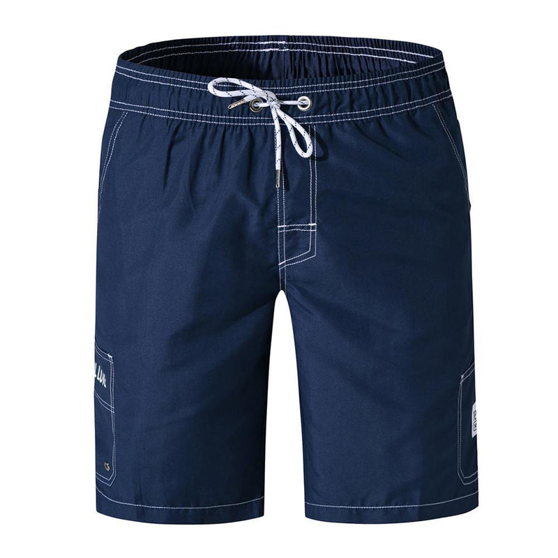 Relaxed Fit Quick-Dry Shorts Navy