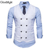 Slim Fit Durable Vest 8 Colors - Cloudstyle