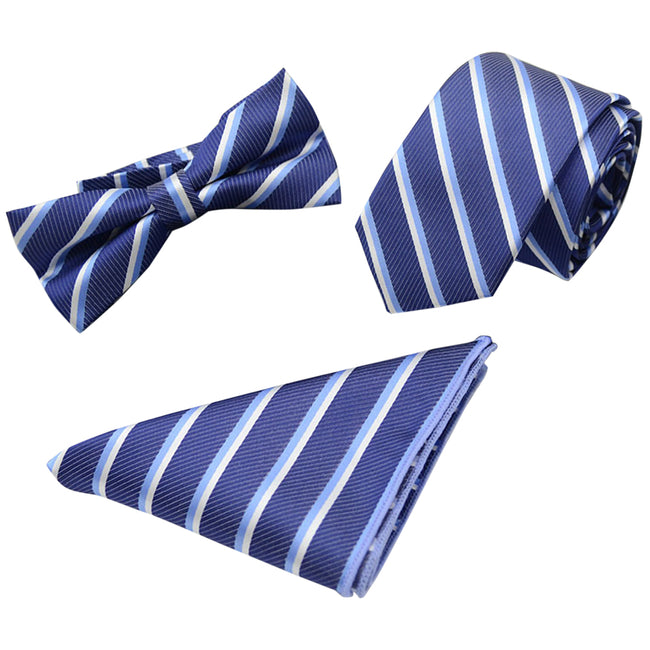 3-Piece business Set Tie 7 Styles