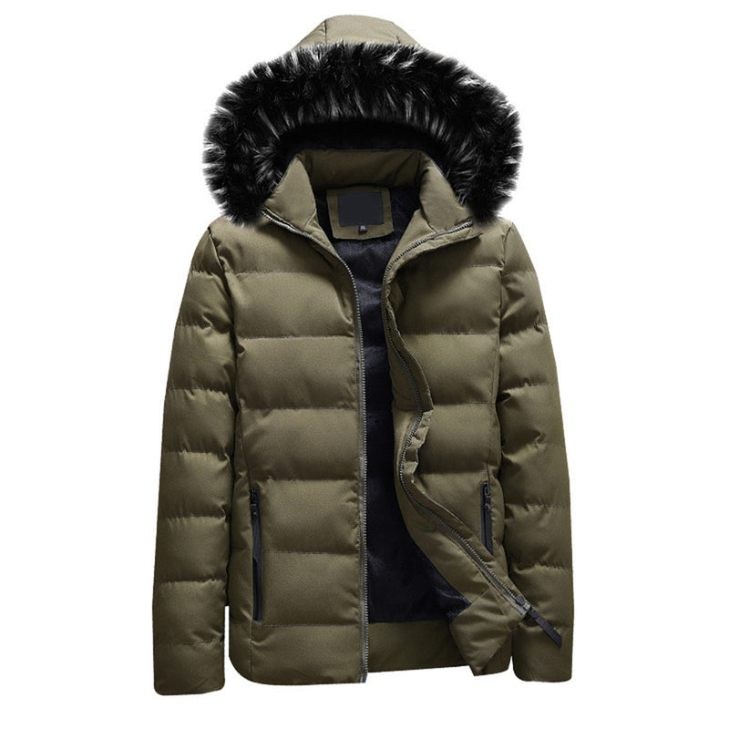 Heat Winter Puffer Coat 4 Colors - Cloudstyle