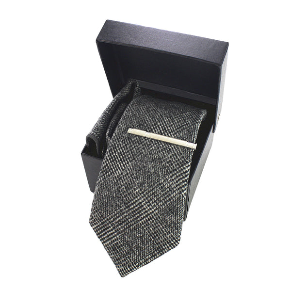 3 Pieces Casual Necktie 9 Colors