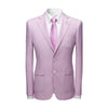 Pale Pinkish Suit Three Piece Exquisite Suit
