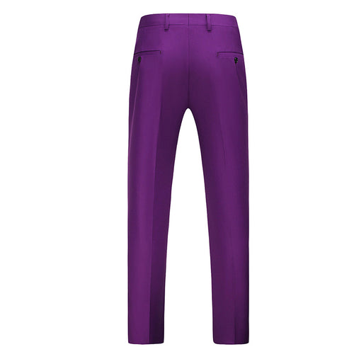 Indigo Modern Fit Straight Leg Classic Dress Pants
