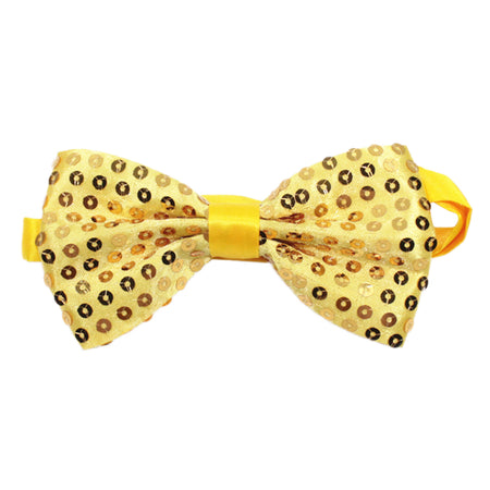 3-Piece Fashion Wooden Bow Tie 6 Colors