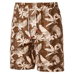 Relaxed Fit Multi-Pockets Cargo Shorts Peru