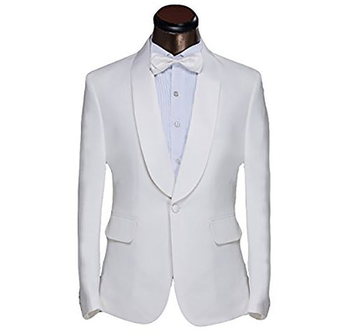 2-Piece Slim Fit Dinner Suit 2 Colors - Cloudstyle