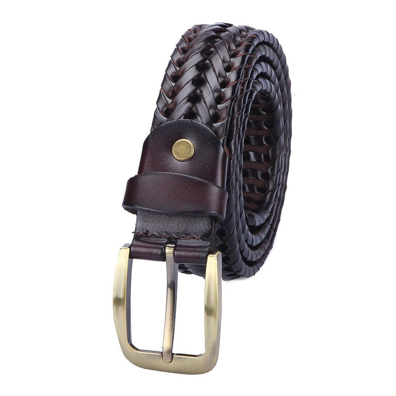 Retro Braided Belt 5 Colors - Cloudstyle