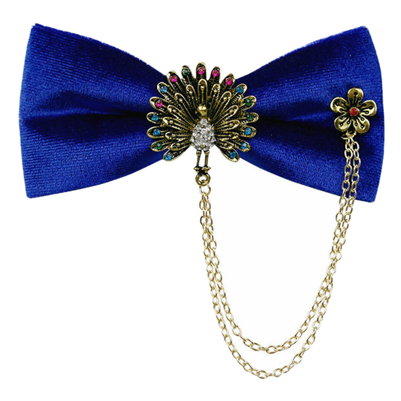Luxurious Peacock Bow Tie 4 Colors - Cloudstyle