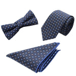 3-Piece Polka Dot Tie Set 8 Styles - Cloudstyle