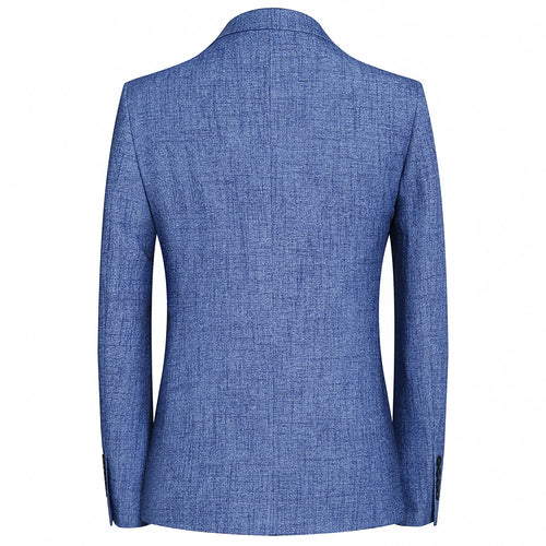 Slim Fit Fastness Two-Button Blazer 2 Colors - Cloudstyle