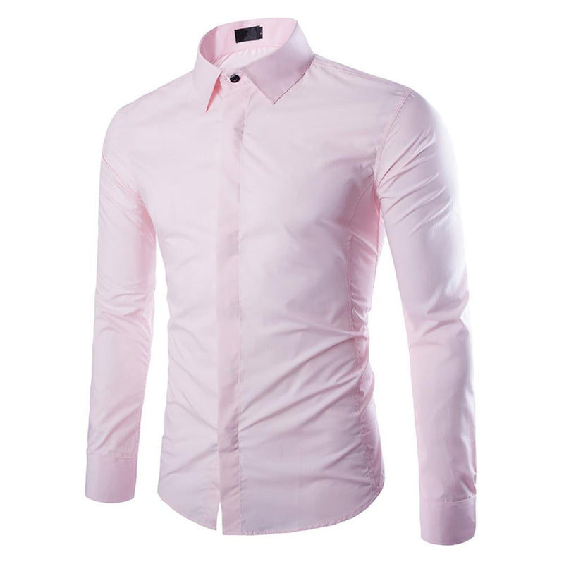 Regular Fit Lily Blush Casual Shirt