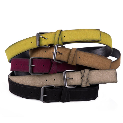 Fashion Anti-fur Belt 5 Colors