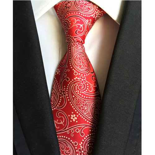 Classic Skinny Necktie 23 Styles - Cloudstyle