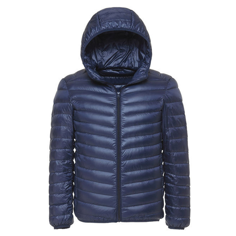 Hooded Lightweight Water-Resistant Jacket 6 Colors - Cloudstyle