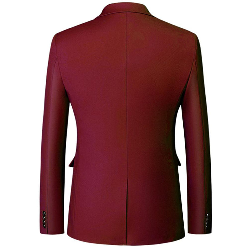 Modern Fit Business Blazer 9 Colors - Cloudstyle