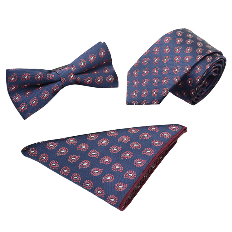 3-Piece business Set Tie 7 Styles - Cloudstyle