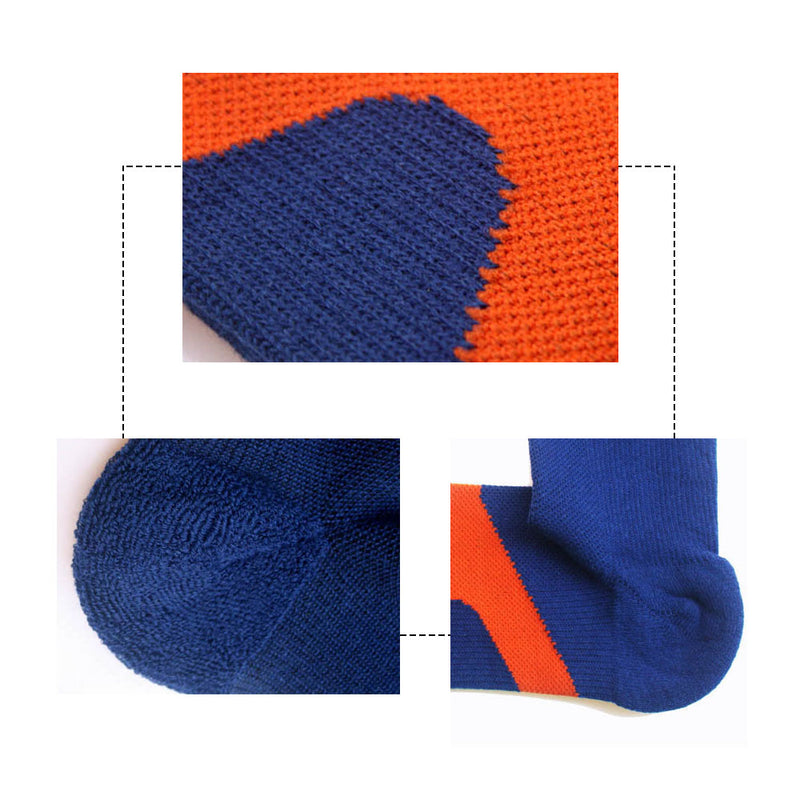 Cotton Cushioned Crew Socks 3 Colors - Cloudstyle