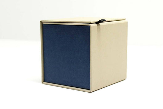 Cube-Foldover Lid + Magnetic lock-Coover Box