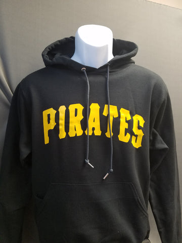 Conrad Pirates baseball hoodies