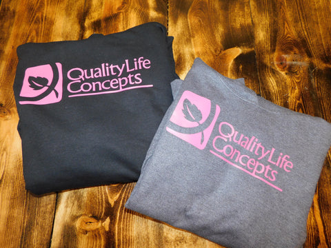 Quality Life Concepts Hoodies