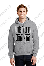 Little Country Little Hood Unisex hoody