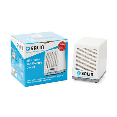 Salin Plus Salt Air Purifier Therapy Device (Mini)