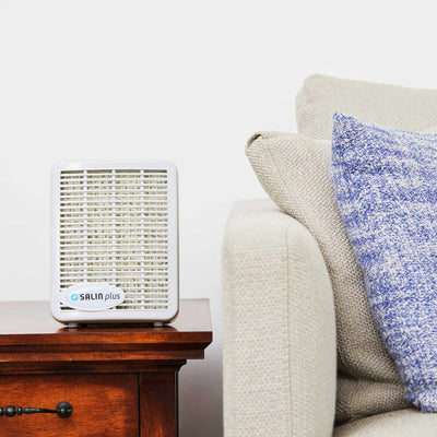 Salin Plus Salt Air Purifier Therapy Device (Regular)