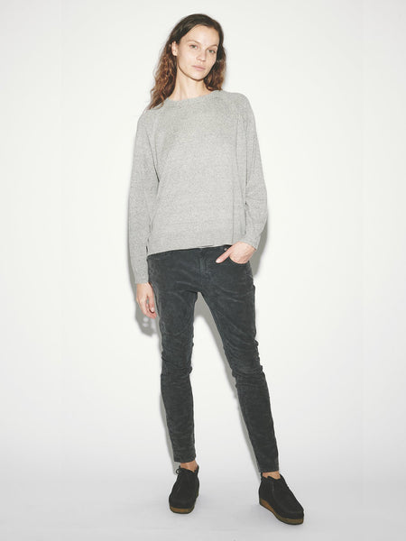 Silk Nep Sweatshirt